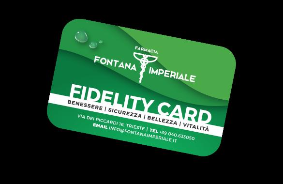 immagine Fidelity card